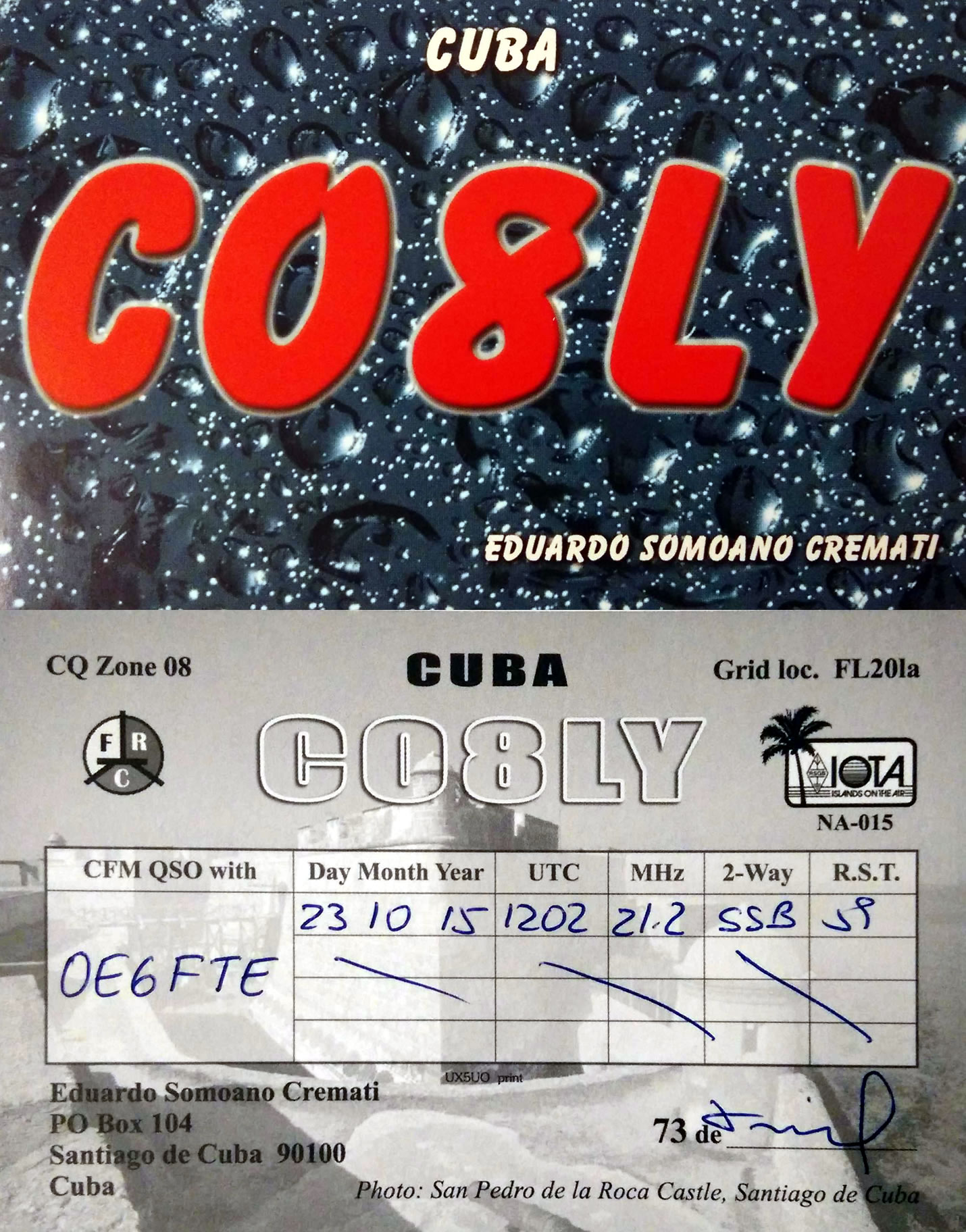 CO8LY