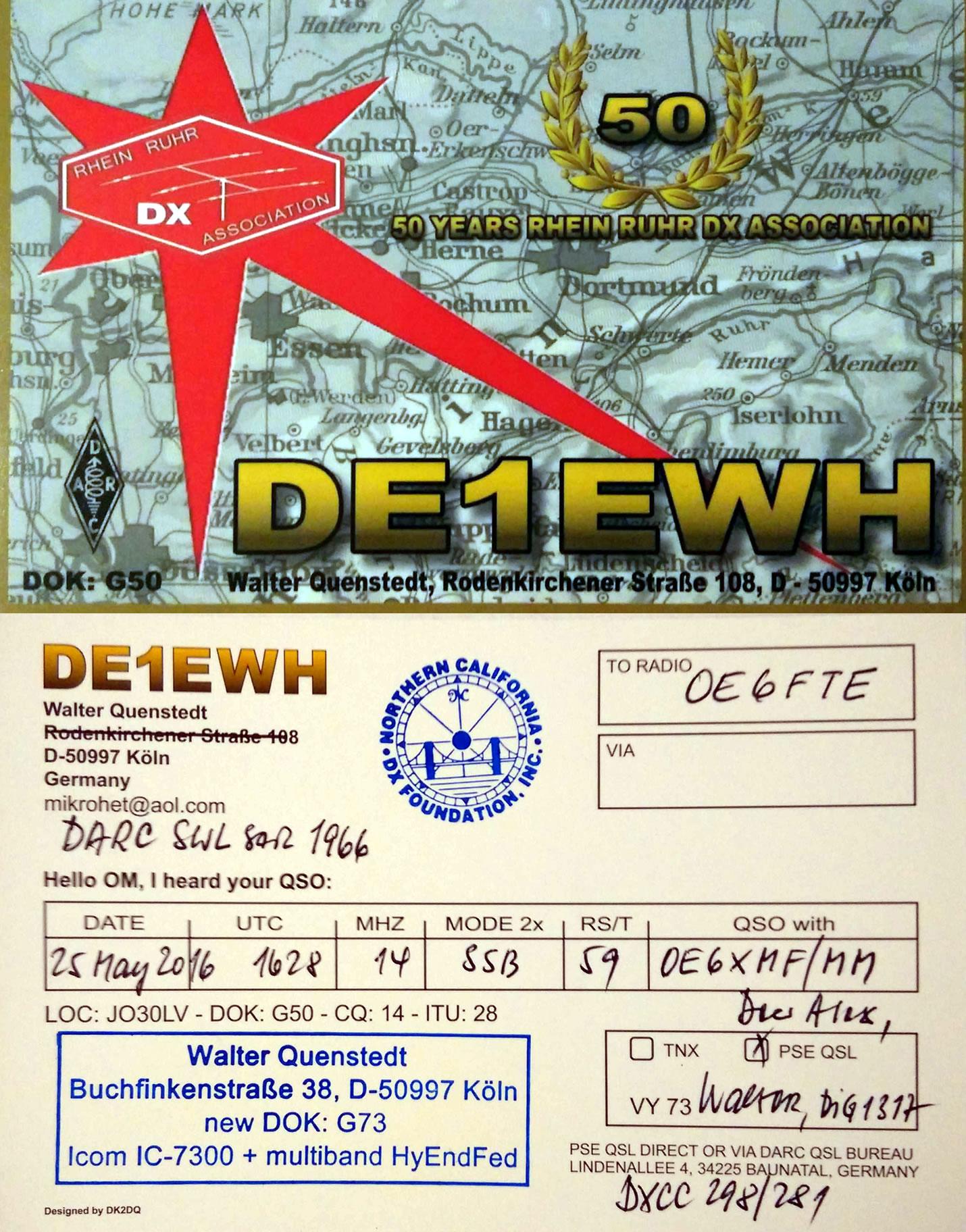 DE1EWH