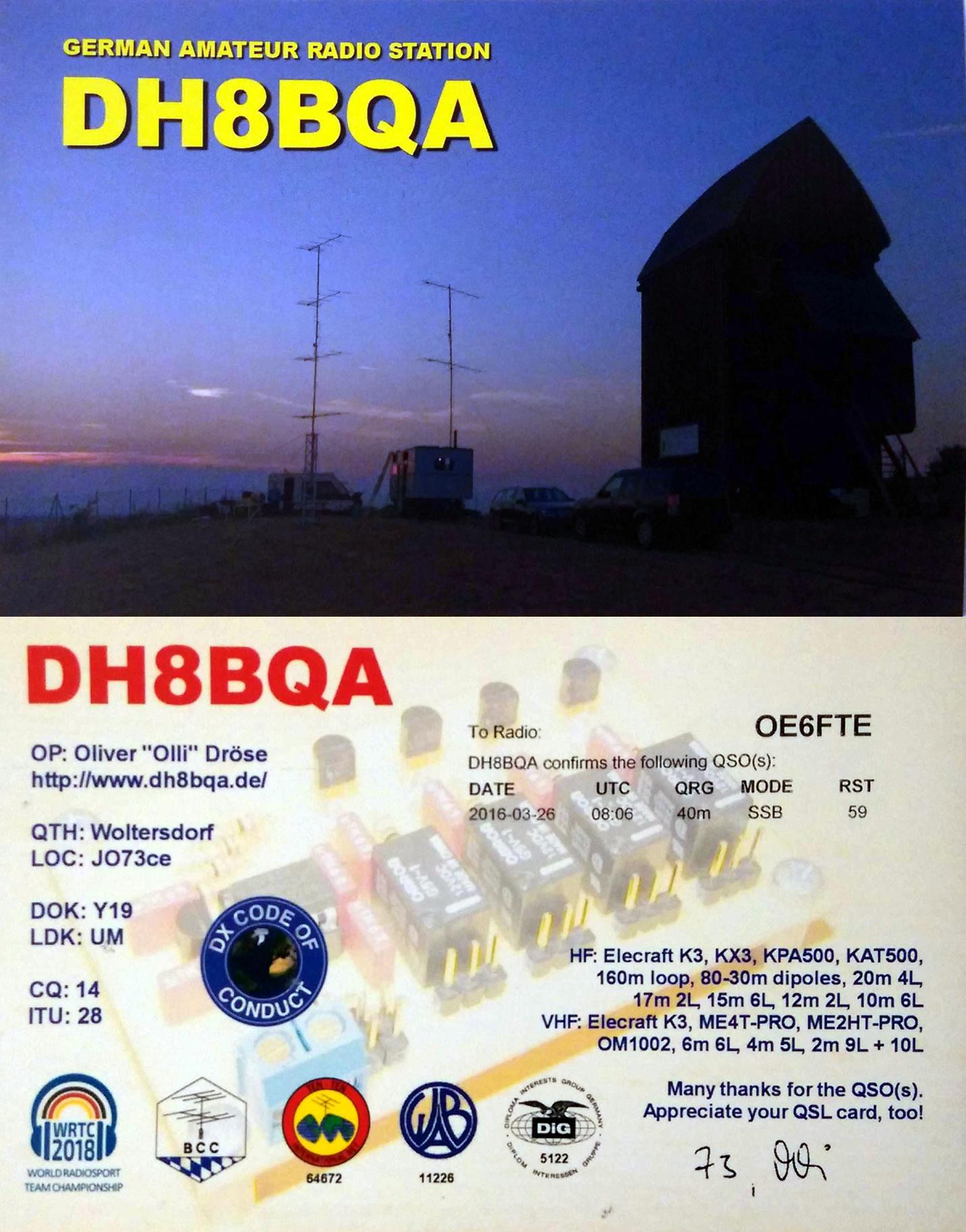 DH8BQA