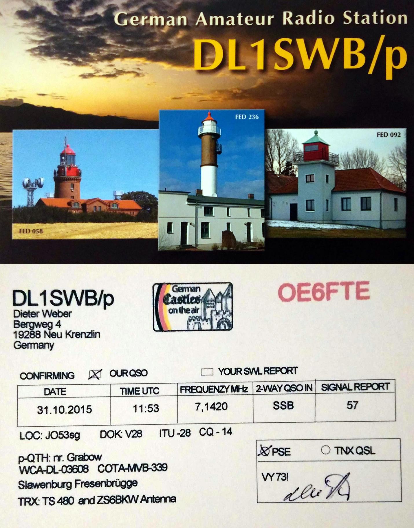 DL1SWB
