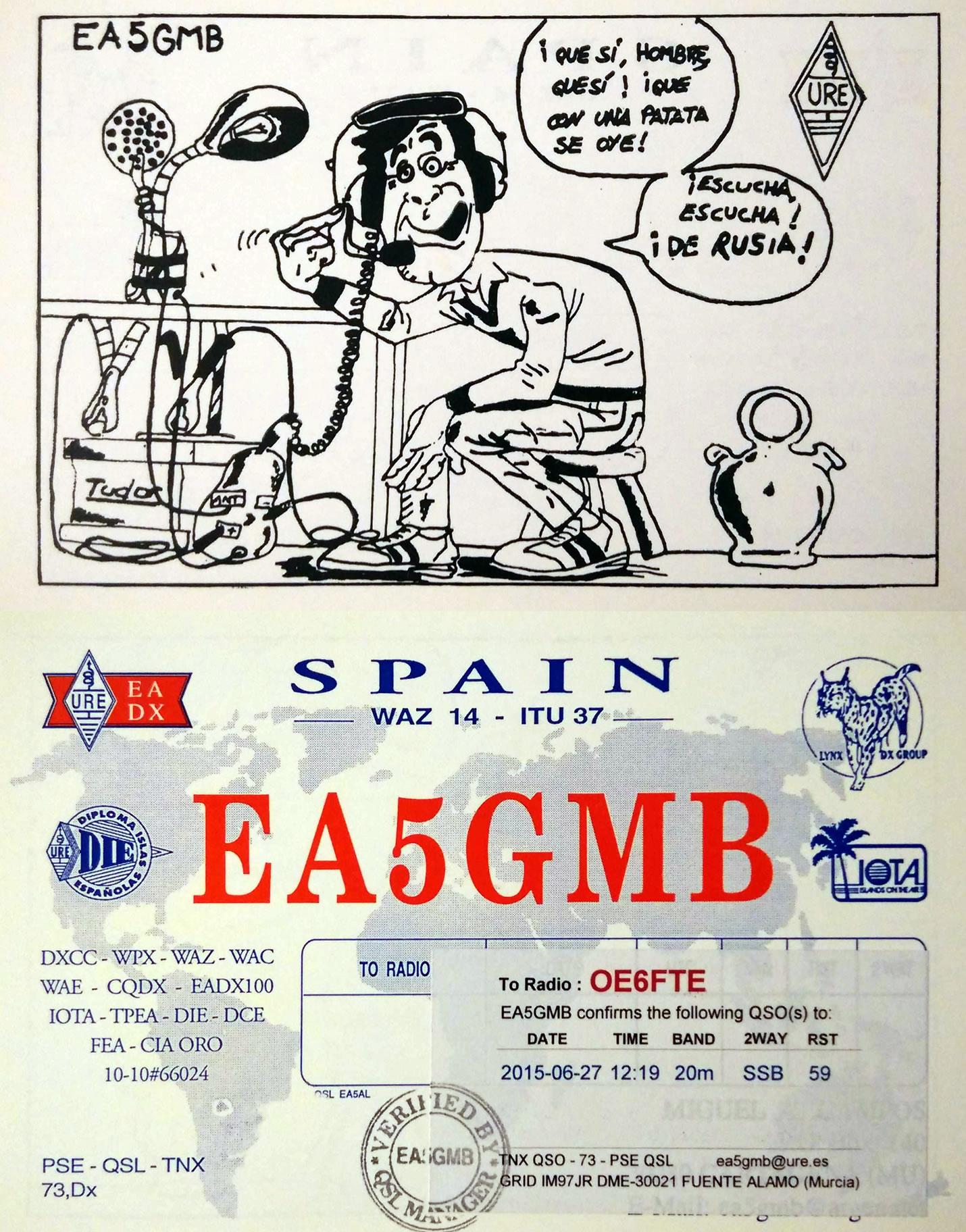 EA5GMB