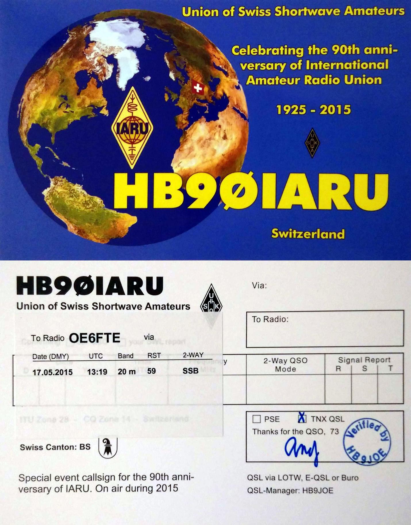 HB90IARU