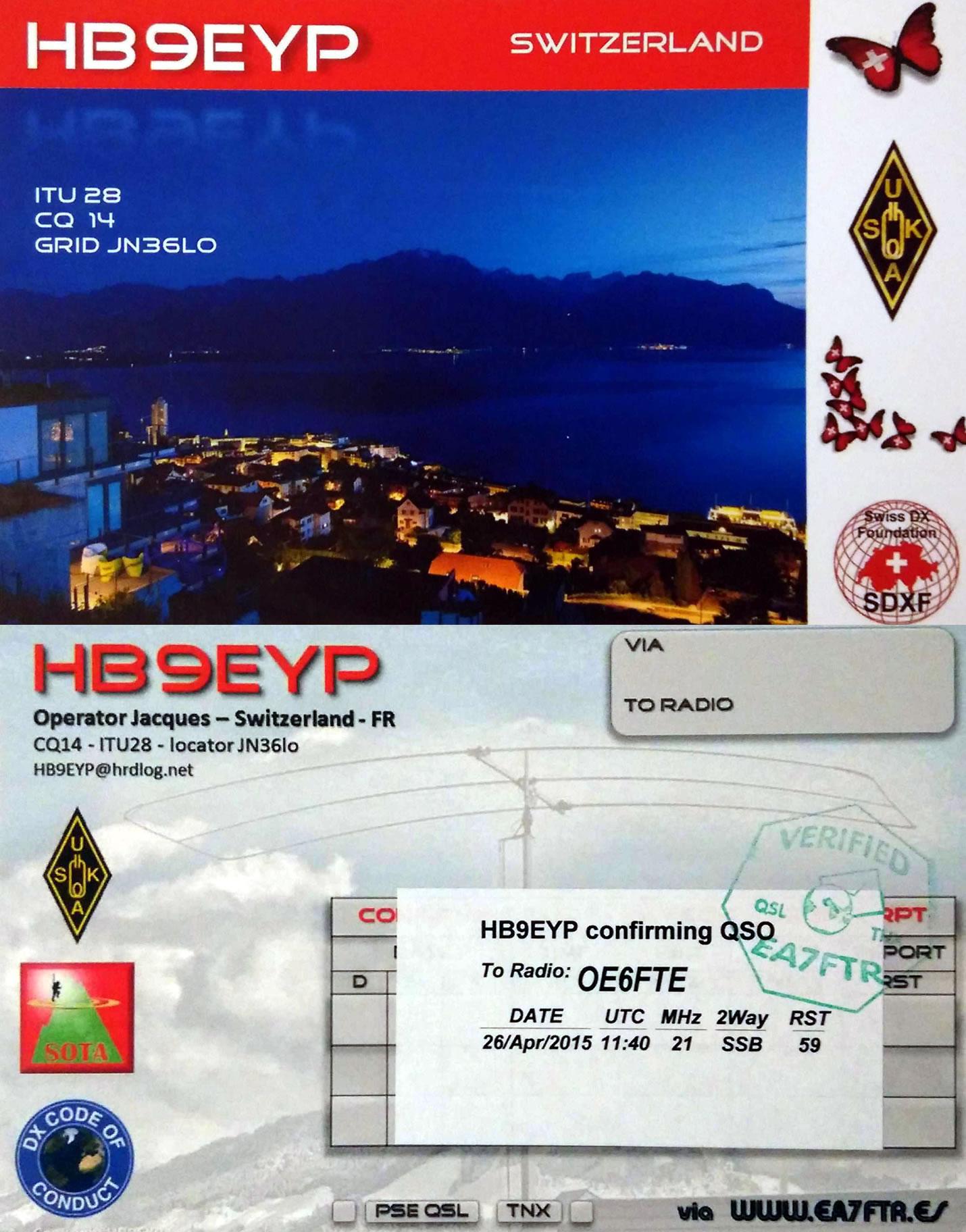 HB9EYP