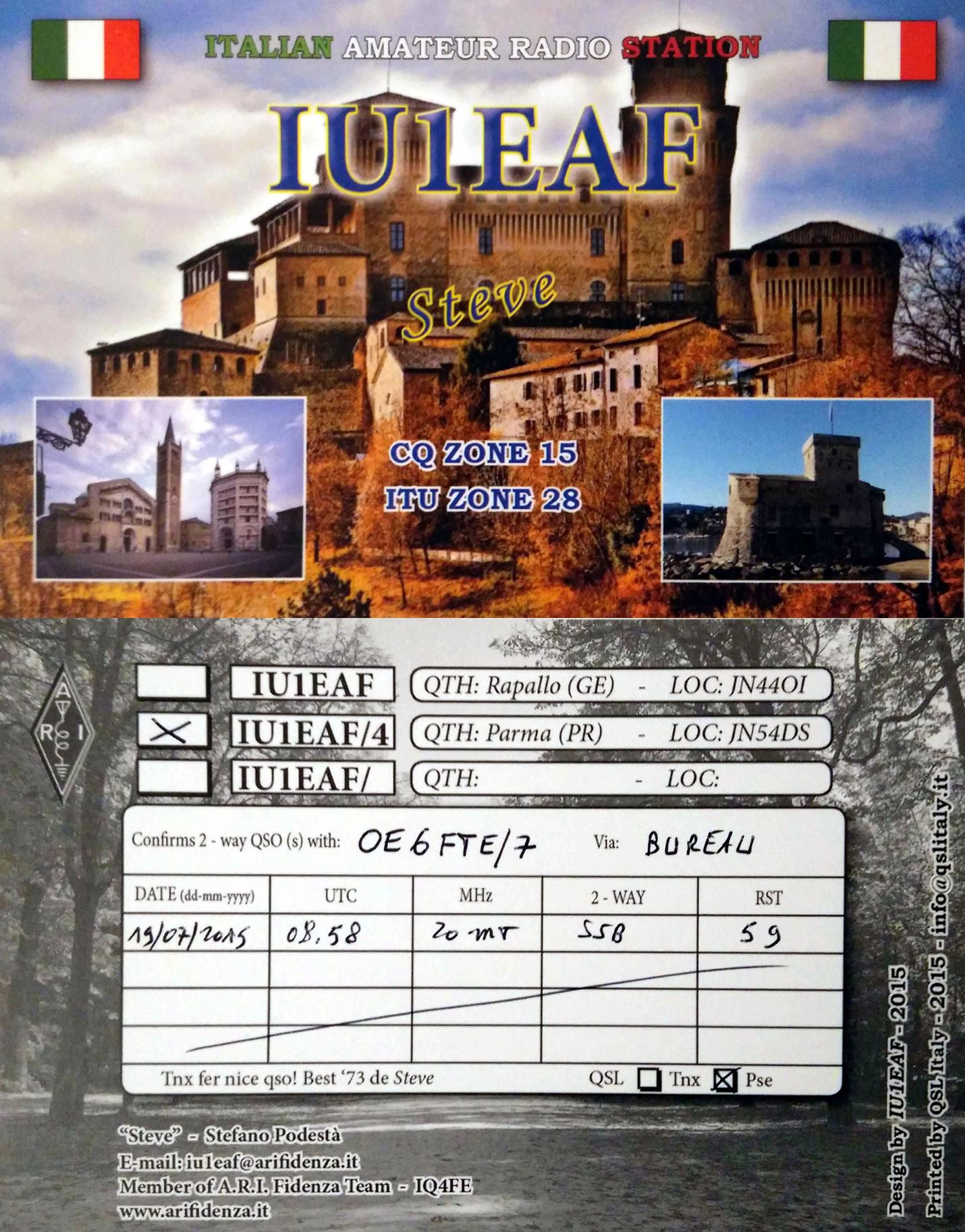 IU1EAF