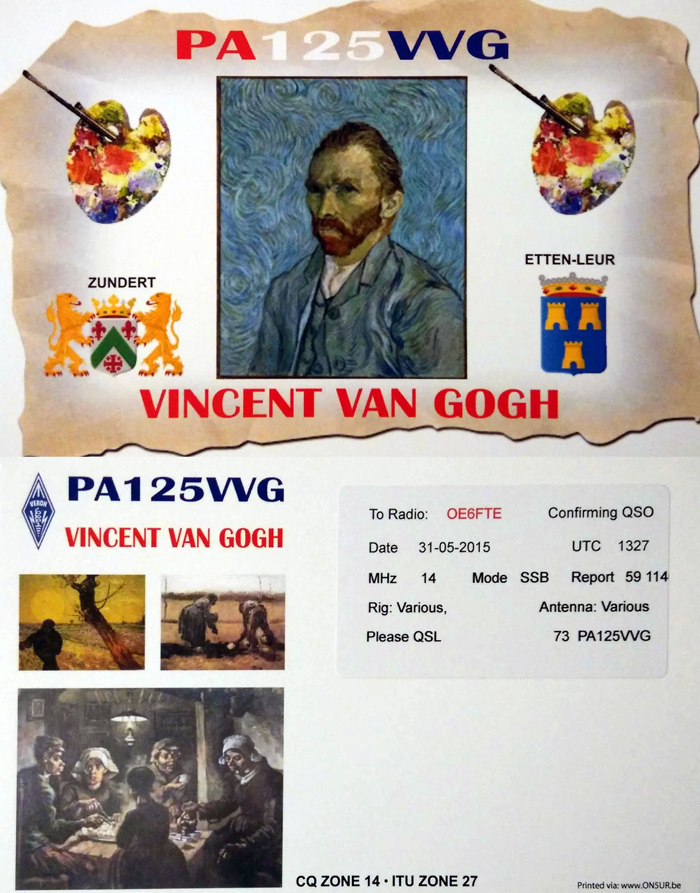 PA125VVG