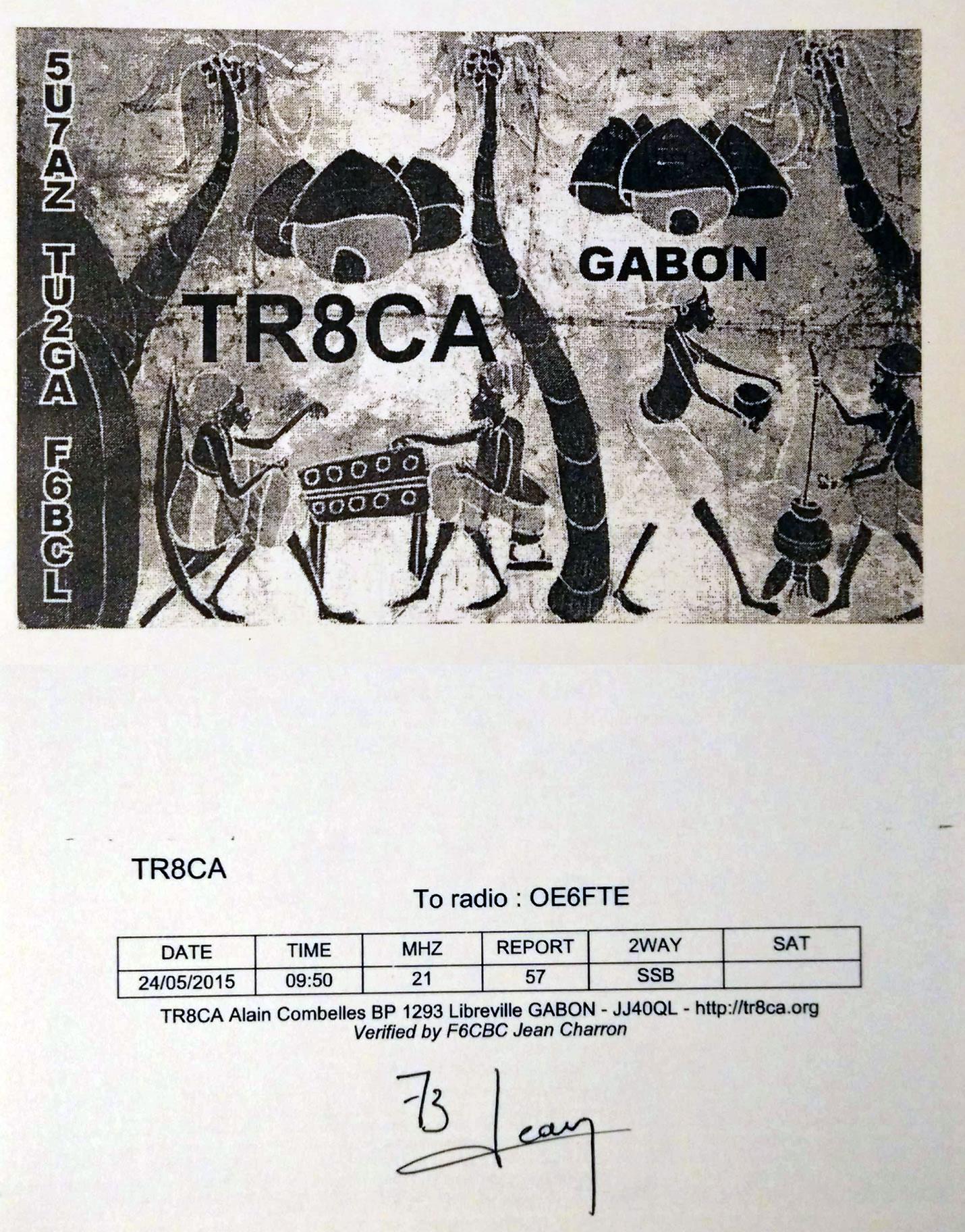 TR8CA