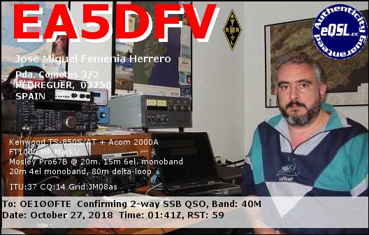 EA5DFV