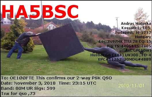 HA5BSC