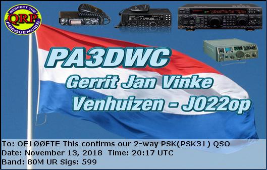 PA3DWC